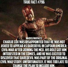 #Daredevil #CaptainAmerica #CivilWar