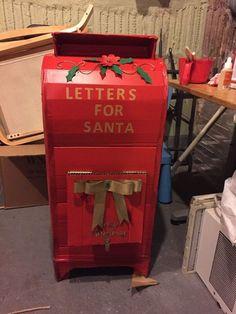 Santas Mail Box | Hometalk