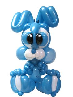 Robin's Egg Blue Entries Balloon Bunny Jason Staggs Searcy, AR, USA