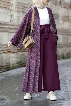 Modest Fashion Hijab, Modern Hijab Fashion, Street Hijab Fashion, Muslim Women Fashion, Modesty Fashion, Hijab Fashion Inspiration, Islamic Fashion, Modest Outfits, Look Fashion