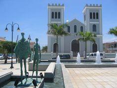 Plaza Isabela Puerto Rico | isabela puerto rico plaza town square isabela puerto rico city hall ...