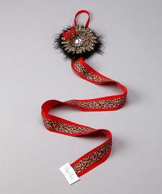 cheetah hair, ador bow, hairbow holder, bow holders, diva