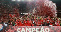 Campeões Campeões Nós Somos Campeões!