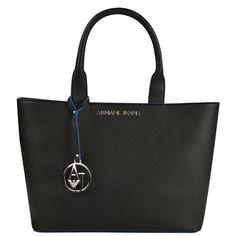ARMANI JEANS Saffiano Shopper Bag d13422f44809d