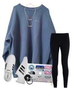 """Friday pt2"" by haleyliiz ❤ liked on Polyvore featuring NIKE, adidas, Kendra Scott, Topshop, Lokai and Sole Society"