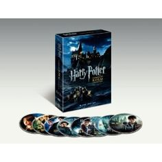 Harry Potter: The Complete Collection...please!