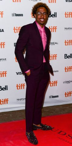 Nick Cannon- 2016 Toronto International Film Festival Best Dressed by The He…