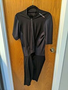 Unisex Winter Elastic Windproof Warm Quick Dry Cycling Jacket B98B