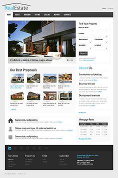 10 Best Real Estate Web Design Images Real Estate Web Design Web Design Real Estate