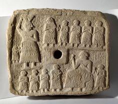 Relief votif d'Ur Nanshe, roi de Lagash