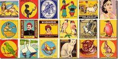 kitsch indian art - Google Search Kitsch, Digital Ink, Matchbox Art, Vintage Labels, Covered Boxes, Indian Art, Art Google, Cover Art, The Incredibles