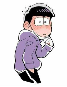 Ichimatsu, Osomatsu San Doujinshi, Cute Art Styles, Drawing Reference Poses, Anime Kawaii, Neko, Anime Guys, Anime Characters, Anime Art