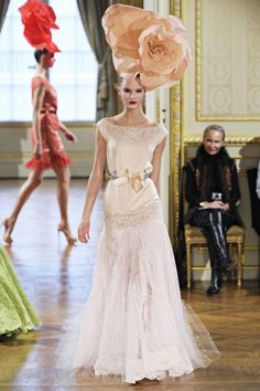 Alexis Mabille Haute Couture S-S 2012-13