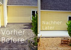 Terrasse selbst gebaut aus Paletten, Europaletten, Terrasse, DIY aus Paletten, Upcycling, Flachpaletten, Terrasse selber bauen, DIY,