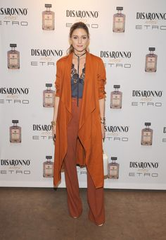 Olivia Palermo Photos Photos - Actress Olivia Palermo attends DISARONNO Wears ETRO Launch Event at ETRO in Soho October 13, 2016 in New York City. - DISARONNO Wears ETRO Launch Event