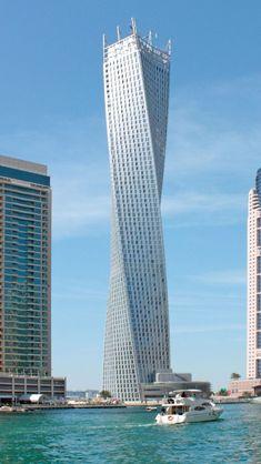 Cayan-Tower-Skyscraper-Dubai-United-Arab-Emirates1-