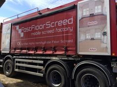 Fast Floor Screed | MOBILE SCREED FACTORY | Ireland's leading Floor Screed Specialist