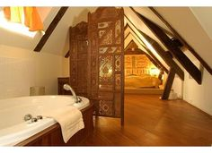attic bedroom with bath inspiration