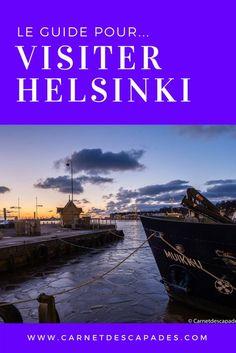 Que faire à Helsinki, la capitale de la Finlande? Je vous donne toutes mes idées de choses à faire et à voir pour visiter Helsinki, ainsi que mes bonnes adresses d'hébergements, restaurants, bars et cafés dans la capitale de la Finlande. 100% testées et approuvées! #finlande #europe #voyage #helsinki