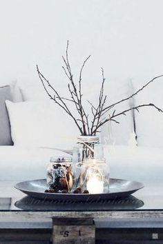 Bekijk de foto van Woonblog.eu met als titel Benieuwd hoe je je interieur na de kerst ook nog gezellig kunt maken? Klik op de bron voor een artikel vol winterse woonideeën! en andere inspirerende plaatjes op Welke.nl.