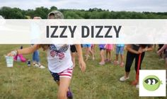 Izzy Dizzy: Youth Group Games