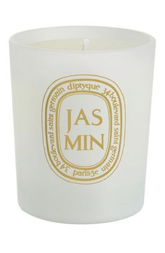 diptyque jasmin scented candle