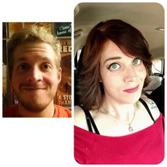 Post with 6109 views. A slight change months HRT Transgender Transformation, Male To Female Transformation, Trans Mtf, Mtf Before And After, Male To Female Transgender, Mtf Transition, Men And Women, Crossdressers, Gorgeous Women