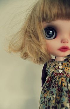 #Doll #Dolls #Blythe