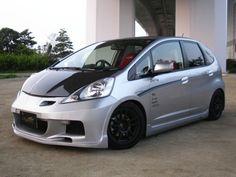 JDM Honda Fit Car