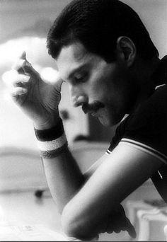 Freddy Mercury who I just adore.