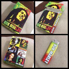 Cibox(cigarete box) #BOBMARLEY