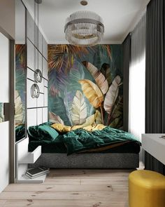 Home Decor Styles .Home Decor Styles Luxurious Bedrooms, Cozy Small Bedrooms, Modern Bedroom, Small Bedroom Interior, Cheap Home Decor, Bedroom Wall, Home Interior Design, Design Homes, Design Interiors