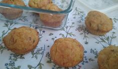 Jak upéct nadýchané bramborové muffiny se slaninou   recept Breakfast, Food, Morning Coffee, Meal, Essen, Hoods, Meals, Morning Breakfast, Eten