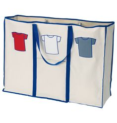 Avon: 3 Section Laundry Tote - Every College Bound Student needs this one!  |  http://kseaberry.avonrepresentative.com