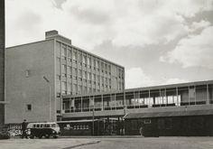 BREDA • Politiebureau Markendaalseweg 1963