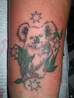 86 Best Unique Images Koala Tattoo Koala Bears Koalas