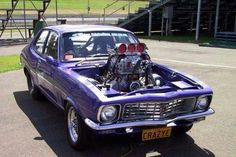 #LjTorana #Holden |One of many tuff cars out of Pro Flo Performance, number plate sums it up CRAZY