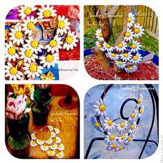 LOVE Spring Necklaces
