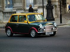 Mini Cooper 1275 by kenjonbro