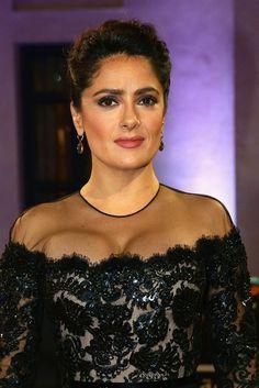 Salma Hayek Style, Salma Hayek Body, Celebrity Babies, Celebrity Photos, Celebrity News, Celebrity Style, Beautiful Celebrities, Gorgeous Women, Salma Hayek Young