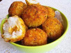 Bundás töltött rizs Proof Of The Pudding, Baked Potato, Mashed Potatoes, Cauliflower, Recipies, Muffin, Paleo, Food And Drink, Vegetables