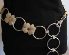 Flower Belt by cvaccessories on Etsy, $22.00