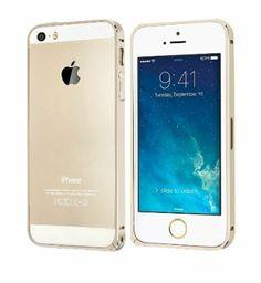 Moon Monkey Ultra-thin Lightweight Slim Metal Bumper Case for Iphone 5 5s