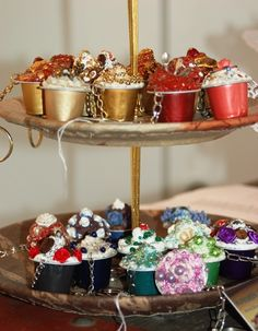 Nespresso Cupcakes K Cup Crafts, Decoration, Upcycle, Cupcakes, Diys, Nescafe, Christmas, Fun, Craft Ideas