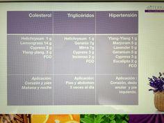 Colesterol trigliceridos e hipertension