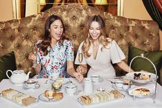 Indulge in traditional Afternoon tea and live music in the heart of Mayfair at The Dorchester