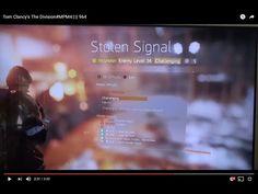 Tom Clancy's The Division#MPM4:|:|| 964 Stolen Signal Inursion