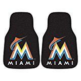 Miami Marlins Floor Mats