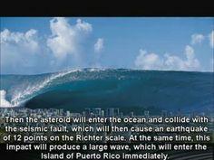 ATTN: PUERTO RICO, FLORIDA & EAST COAST: Asteroid, 12.0 Earthquake & Big...