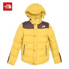 North Face Mens Down Hoodie New Style-10499 [North Face 235] - $159.99 :